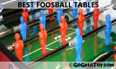 Best Foosball tables in 2017 – a buyer's guide