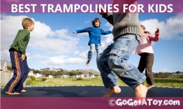 Best trampolines for kids and toddlers in 2017